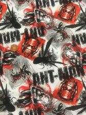 Marvel Ant Man Springs Creative 100% Cotton fabric Craft Quilt Cp54405