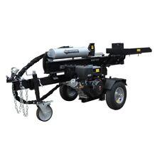 40 Ton Hydraulic Log Splitter 13hp Petrol Black Diamond Wood Splitter