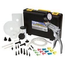 Mityvac MV8500 Elite Hand Vacuum Pressure Pump Kit & One Man Brake Bleeding Set