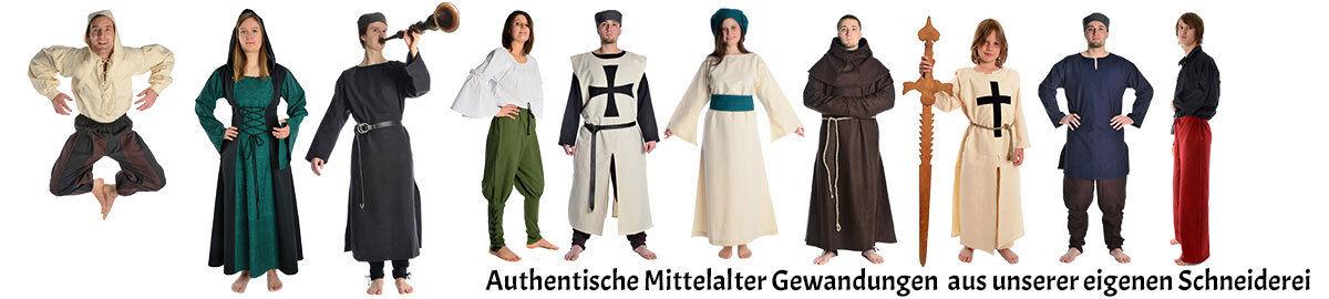 Mittelalterliche-Kleidung