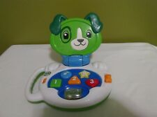 LeapFrog My Talking LapPup Scout Developmental Baby Toy - Tested Works