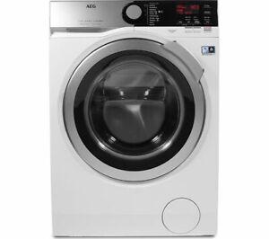 AEG ProSteam Freestanding Washing Machine 8kg Quick wash A+++ L7fee865r - White
