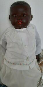 Armand Marseille Antique Black Doll 351/9K