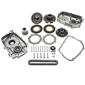 Horizontal Reduction Gearbox For HONDA GX270 NEW 2:1 With Internal Clutch