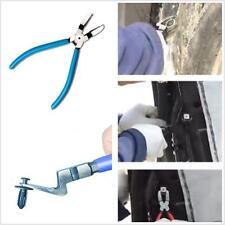Car Push Retainer Rivet Trim Clip Fastener Clips Panel Assortments Puller Tools