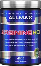 ALLMAX ARGININE HCI 80 SERVE 400G POWDER