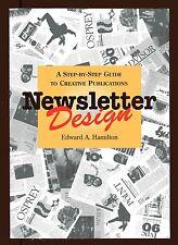 NEWSLETTER DESIGN Edward Hamilton TradePB 1996 Step by step guide