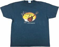 Vintage 1997 Wintergrass Tacoma, Washington Single Stitch Graphic Men's T-Shirt
