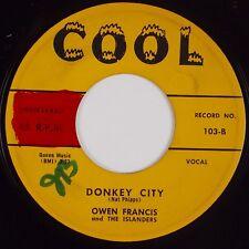 OWEN FRANCIS, SAM PURCELL: Donkey COOL Calypso 45 MP3