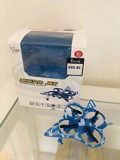 Buzz Toys Micro Jet Remote Control Quadcopter Drone