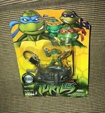 New  2003 Teenage Mutant Ninja Turtles TMNT Michaelangelo Really Works Keychain