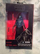 "Star Wars TBS 3.75"" The Force Awakens Dark Warrior Kylo Ren (Solo)"