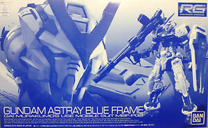 RG 1/144 Gundam Astray Blue Frame from Mobile Suit Gundam SEED Astray by Bandai