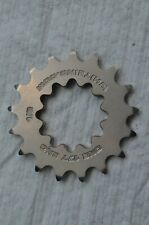 "New White Industries Fixed Gear Single Speed TRACK COG 1/8"" 17t Cycling Bike"