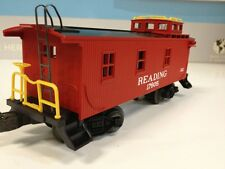 Lionel Trains Reading Standard O Caboose 6-17605