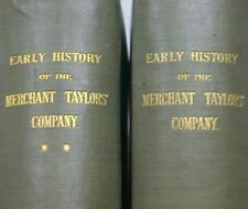 The Early History of the Guild of Merchant Taylor's by Clode Charles