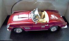 Hot Wheels 25727: Ferrari 250GT California Spider, Diecast in 1/18, NEU & OVP