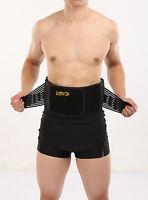 Ceinture lombaire dorsale dos pour sportif sport