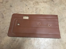 74 75 76 77 78 Toyota Pickup Truck Camper Passenger Side Door Panel BROWN *LOOK*