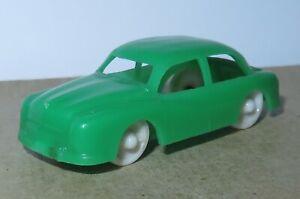 b marque inconnue MODEL CAR US CHRYSLER PLYMOUTH CHEVROLET VERT CLAIR HO 1/87