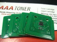 4 x Toner Chips for Lexmark C950, C950de, X950, X950de, X952dte, X954dhe Refill
