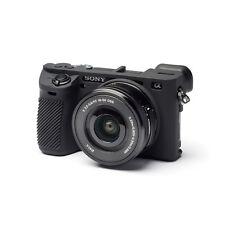 easyCover Sony A6500 EA-ECSA6500B Camera Protective Case BLACK Silicone