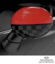 Genuine MINI Left, N/S, Passenger Door Mirror Cover Cap JCW Pro - 51142354925