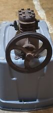 Vintage Air Compressor Pump Steampunk Would Be Great Addition To Any Man Cave