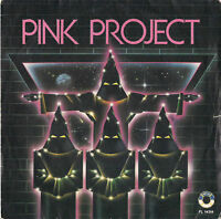 DISCO 45 GIRI            PINK PROJECT ANOTHER BRICK IN THE WALL