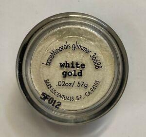 bareMinerals Glimmer Eye Color - White Gold  (0.2 oz / .57 g)