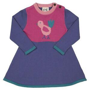 BNWT! Soft knitted Dress. 100% organic cotton. Premium Quality UK Stock.