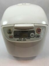 Zojirushi Electric Rice Cooker Model # NS-MYC18 10 Cup Capacity