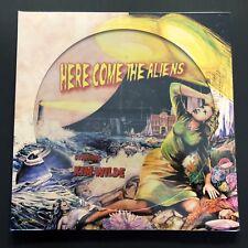 Kim Wilde - Here Come The Aliens (LTD 1LP Picture Disc Vinyl) 2018 Ear Music