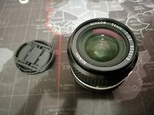 nikkor AIS 24mm f2.8 Nikon Lense