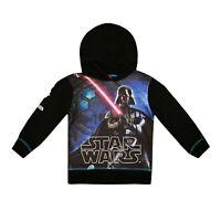 Star Wars Darth Vader Lightsaber - Official Boys Kids Hoodie - Black