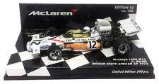 Minichamps McLaren M19 Yardley South African GP 1972 - Denny Hulme 1/43 Scale