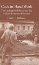 Cash-in-Hand Work : The Underground Sector and the Hidden Economy of Favours...
