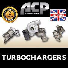 Turbocharger for Jaguar X Type 2.2 D. 2200 ccm, 155 BHP. Turbo no. 758226.