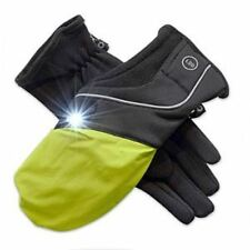180s Foundation Led Glove Mitten Black XS Small All touch Iphone Cell phone $60