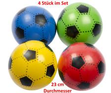 4 x Wasserball Strandball Badespaß / Strand Wasserspielzeug Fußball / Spielball
