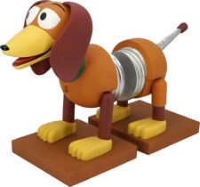 Official Disney Pixar Toy Story Slinky Dog Bookends - Rare Office Gift Bookshelf