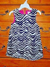 Gymboree  2T tank zebra dress