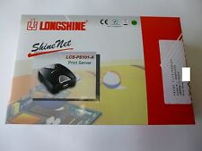 Longshine LCS-PS101-A Druckserver Print Server USB 2.0 LPRA