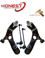 For TOYOTA AURIS 2006-2015 FRONT WISHBONE TRACK CONTROL ARMS & STABILISER LINKS