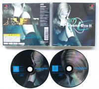 USED PS1 PS PlayStation 1 Eve II Parasite