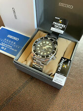 Seiko Prospex Sumo 200m Divers Watch SBDC031 and in