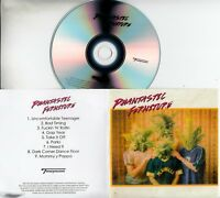 PHANTASTIC FERNITURE Phantastic Ferniture 2018 UK 9-trk numbered promo test CD