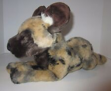 "Born In Africa - WILD DOG - 13"" - SOS Save Our Space - Adorable Plush!"