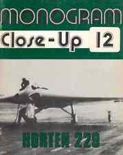 AERONAUTICA AIRCRAFT Monogram Close Up 12 Horten Ho229 - DVD