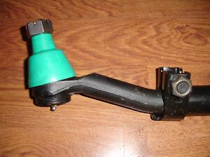 Blue Bird Vision Bus BBCV Steering Hendrickson L & R Tie Rod Ends Assy 0094365